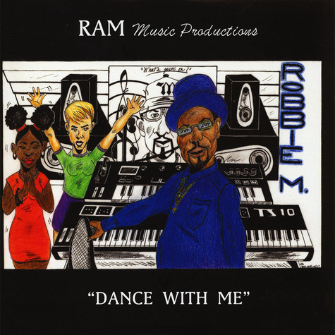 Robbie M - Dance With Me