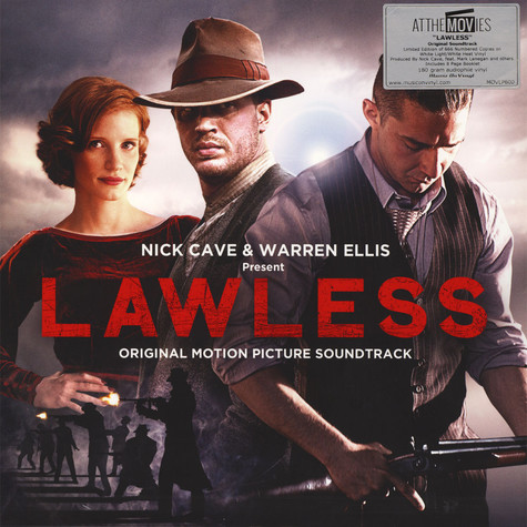 Nick Cave & Warren Ellis - OST Lawless Colored Vinyl Edition