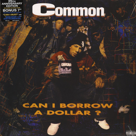 Common - Can I Borrow A Dollar