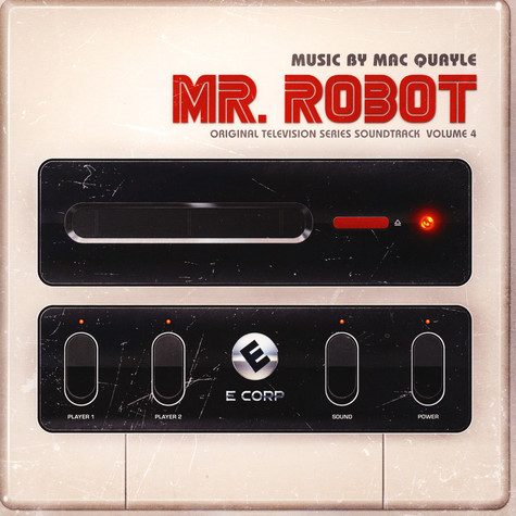 Mac Quayle - OST Mr. Robot Volume 4 Black Vinyl Edition