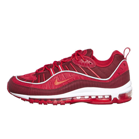 926e82f107df4 Nike - Air Max 98 SE (Team Red / Habanero Red / Gym Red / White) | HHV