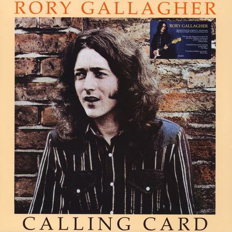 Rory Gallagher - Calling Card (Remastered 2012)