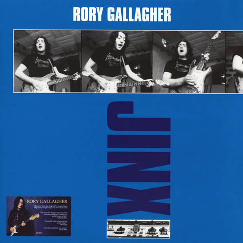 Rory Gallagher - Jinx (2012 Remaster)