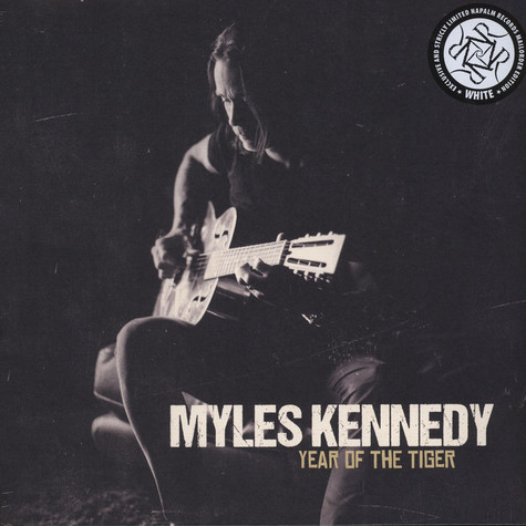 Myles Kennedy - Year Of The Tiger White Vinyl Edition