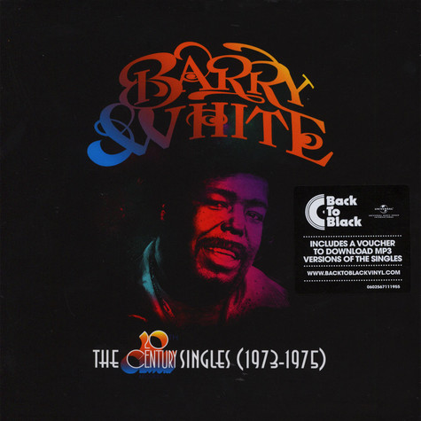 "Barry White - The 20th Century Records 7"" Singles Box Set"