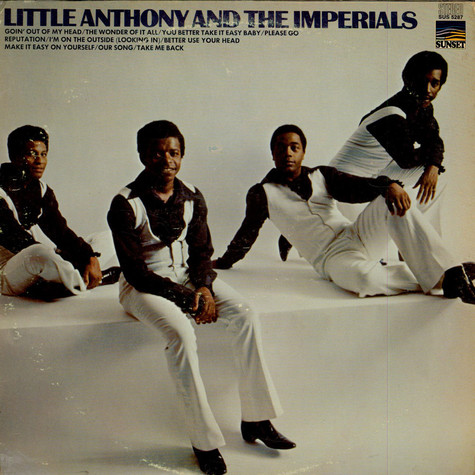Little Anthony & The Imperials - Little Anthony And The Imperials