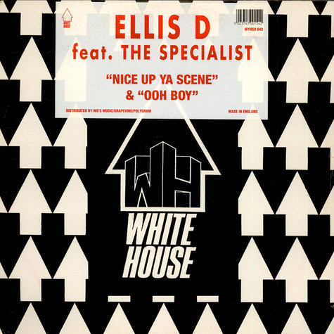 Ellis Dee Feat. The Specialist - Nice Up Ya Scene / Ooh Boy