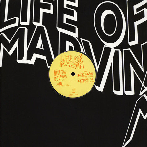 Miki The Dolphin - Life Of Marvin Volume 3