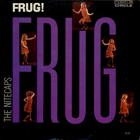 The Nitecaps - The Frug