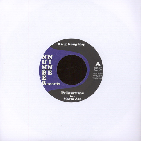 Primatune & Blockboy - King Kong Rap feat. Masta Ace
