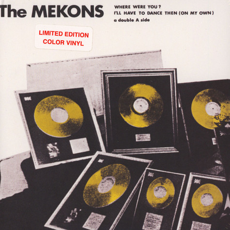 Mekons, The - Where Were You?