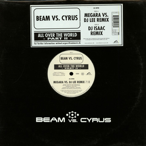 Beam vs. Cyrus - All Over The World (Part II)
