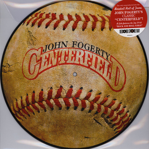 John Fogerty - Centerfield / Rock And Roll Girls