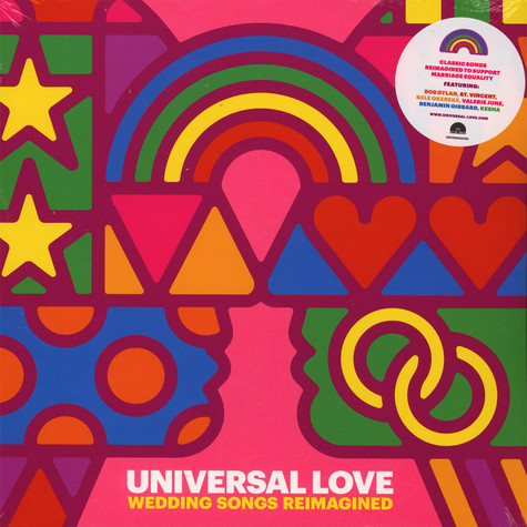 V.A. - Universal Love: Wedding Songs Reimagined