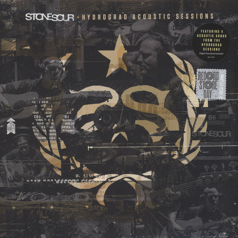 Stone Sour - Hydrograd Acoustic Sessions Solid Silver Vinyl Edition