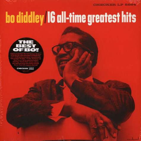 Bo Diddley - 16 All Time Greatest Hits
