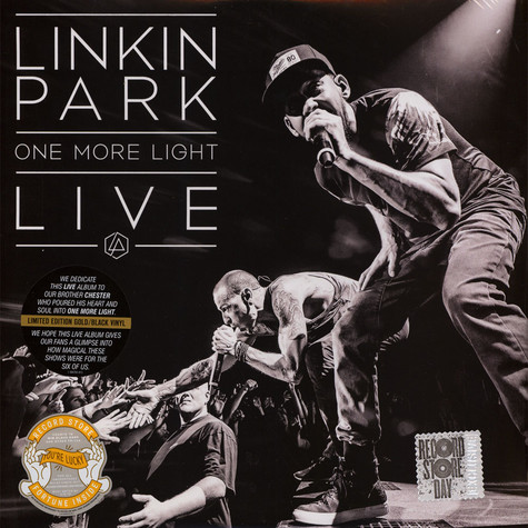 Linkin Park - One More Light Live Colored Vinyl Edition