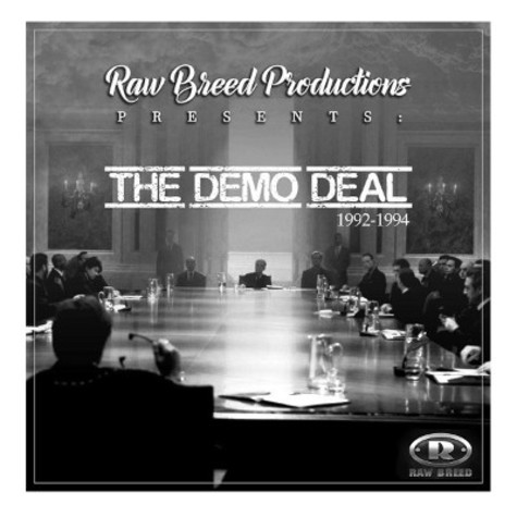 Raw Breed - The Demo Deal 1992 - 1994 EP