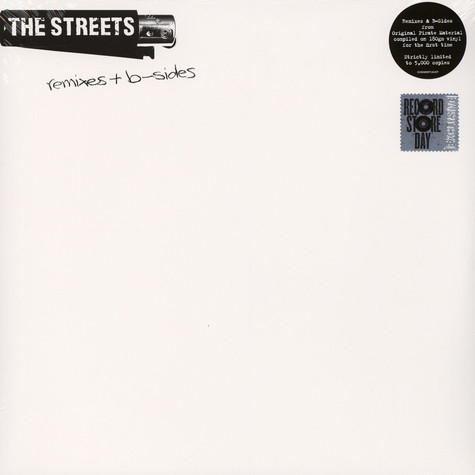 Streets, The - Remixes & B-Sides