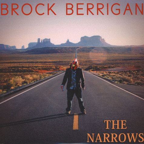 Brock Berrigan - The Narrows
