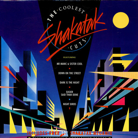 Shakatak - The Coolest Cuts