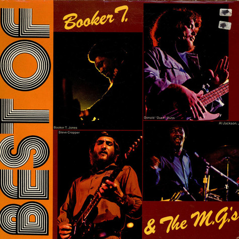 Booker T & The MG's - Best Of