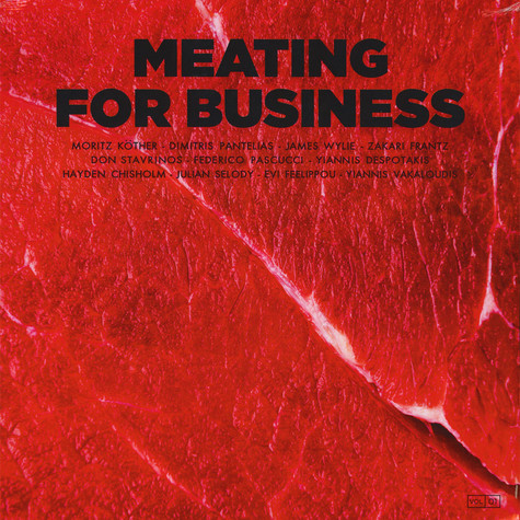 Meating For Business - Volume 01