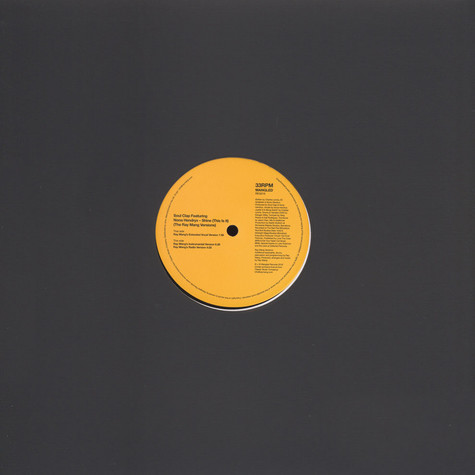 Soul Clap - Shine (This Is It) Ray Mang Versions