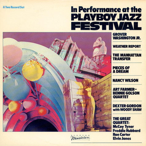 V.A. - In Performance At The Playboy Jazz Festival