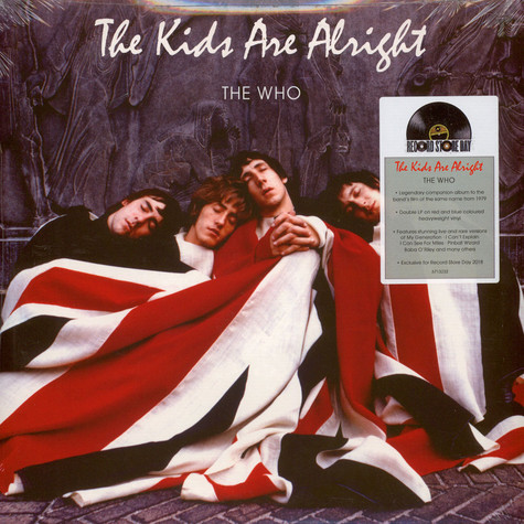 Who, The - OST The Kids Are Alright