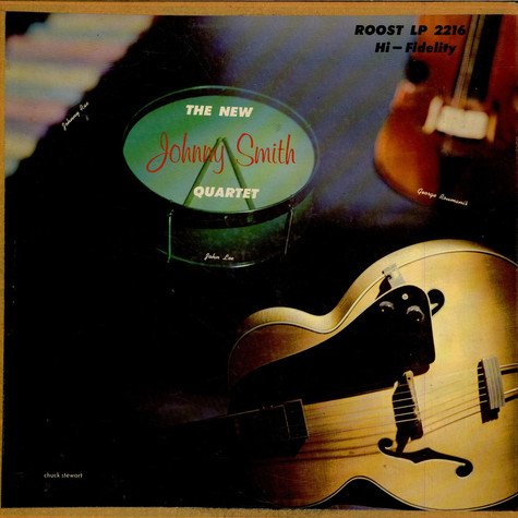 Johnny Smith - The New Johnny Smith Quartet
