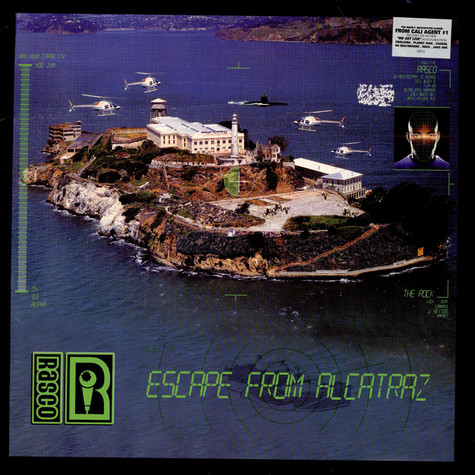 Rasco - Escape From Alcatraz