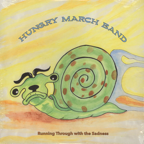 Hungry March Band - Running Through With The Sadness
