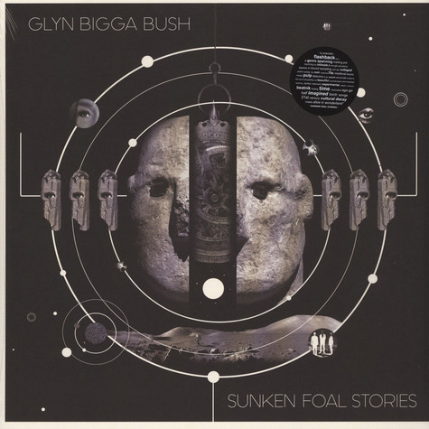 Glyn Bigga Bush - Sunken Foal Stories