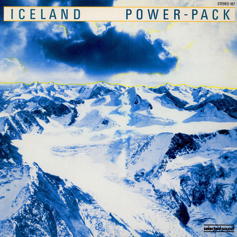 Power Pack - Iceland