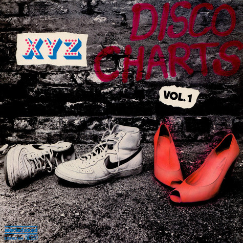 XYZ - Disco Charts Vol. 1