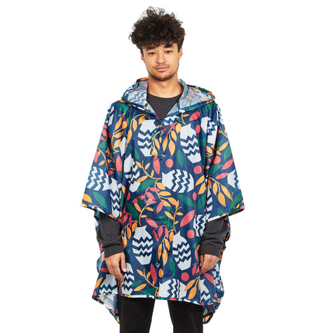 Parra - Still Life With Plants Rain Poncho