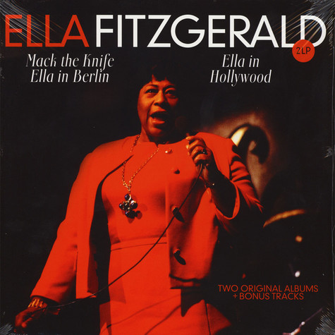 Ella Fitzgerald - Ella In Berlin/Hollywood