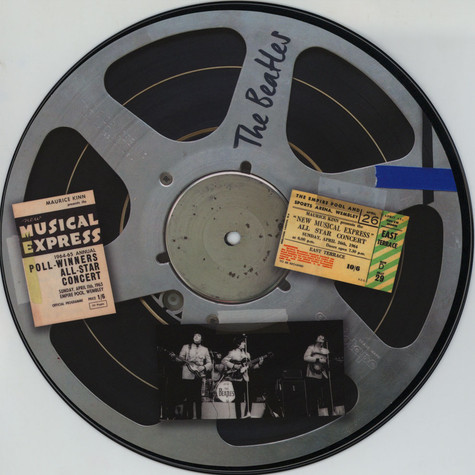 Beatles, The - NME Concerts 1964-1965 Picture Disc Edition