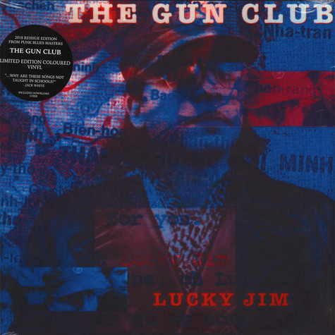 Gun Club, The - Lucky Jim