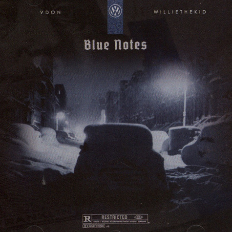V Don & Willie The Kid - Blue Notes