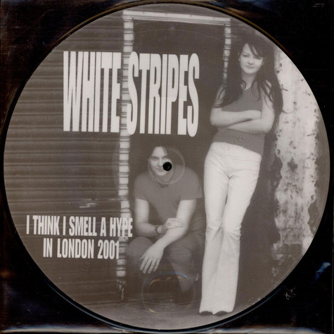 The White Stripes - I Think I Smell A Hype In London 2001