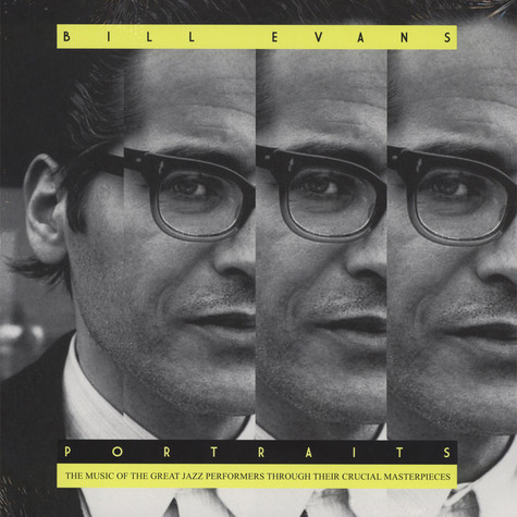 Bill Evans - Portraits