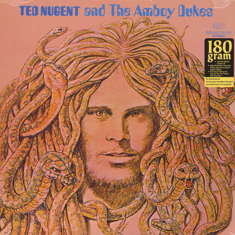 Ted Nugent & The Amboy Dukes - Ted Nugent and The Amboy Dukes