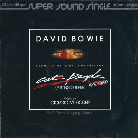 David Bowie Music By Giorgio Moroder - Cat People (Putting Out Fire) (Long Version)