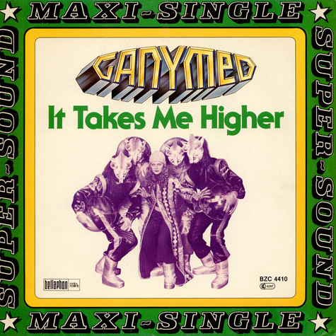 Ganymed - It Takes Me Higher
