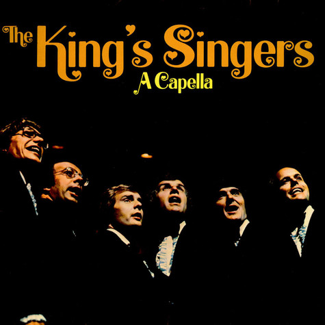 The King's Singers - A Capella