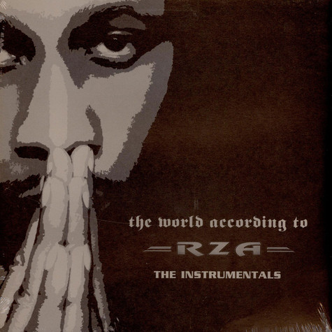 RZA - The World According To RZA (The Instrumentals)
