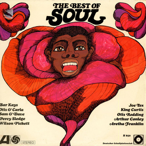 V.A. - The Best Of Soul