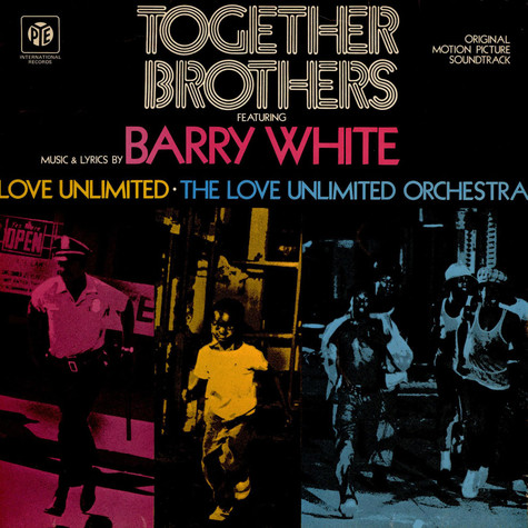 Barry WhiteLove UnlimitedLove Unlimited Orchestra - OST Together Brothers
